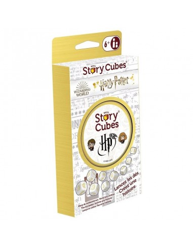 Story Cubes Harry Potter - Blister Eco - Caja - Magicsur Chile