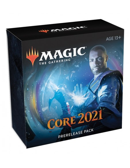 Pack de Prerelease Magic Core Set 2021 (M21) Chile