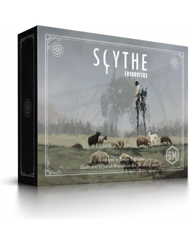 Scythe: Encounters en Magicsur Chile