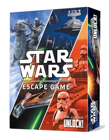 Unlock! Star Wars - Caja - Magicsur Chile