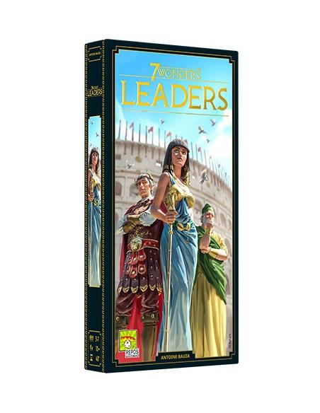 7 Wonders: Leaders Nueva Edición - Caja - Magicsur Chile