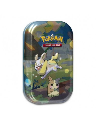 Pokémon TCG: Galar Pals Mini Tin - Yamper - Magicsur Chile