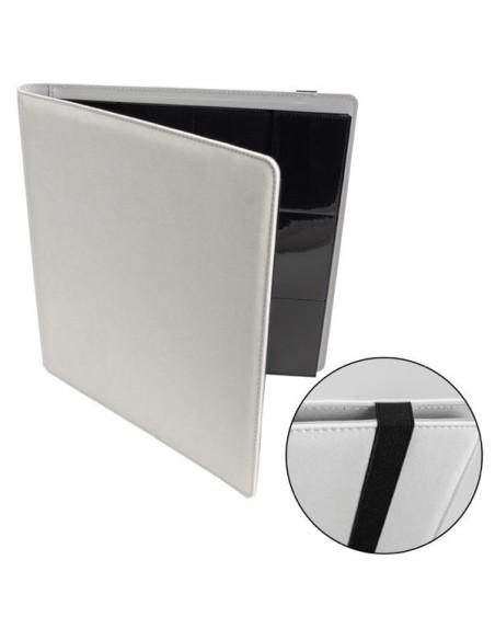 Carpeta GameGenic: Prime Album 18-Pocket - Blanco - Magicsur Chile
