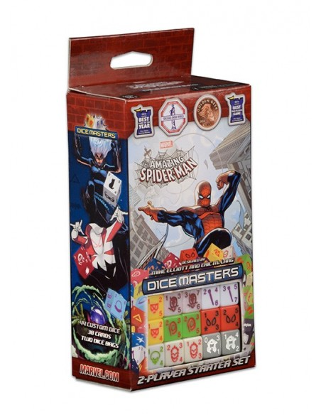 Dice Masters: Amazing Spiderman Starter Set