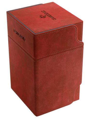 Portamazo GameGenic: Watchtower 100+ Convertible - Rojo - Magicsur Chile