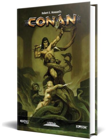 Conan - El Libro Básico