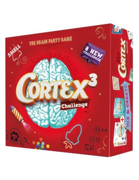 Cortex Challenge 3 - Juego de Mesa - Magicsur