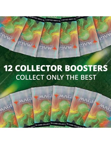 12 collector booster para coleccionar en Chile