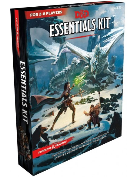 Dungeons & Dragons 5th Edition: Essentials Kit - Magicsur Chile