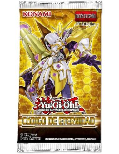 Yu-Gi-OH! Sobre Código de Eternidad - Magicsur Chile