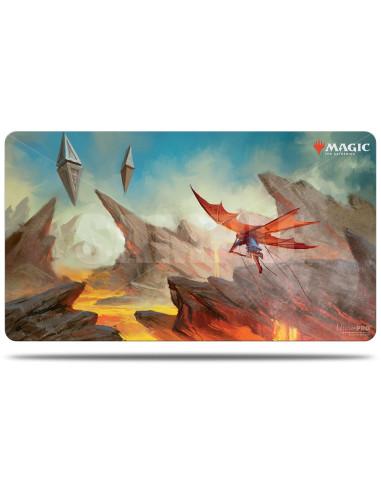 Playmat UltraPRO: Zendikar Rising - Lavaglide Pathway
