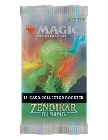 Sobre Individual Collector Booster Magic Zendikar Rising  en Magicsur Chile