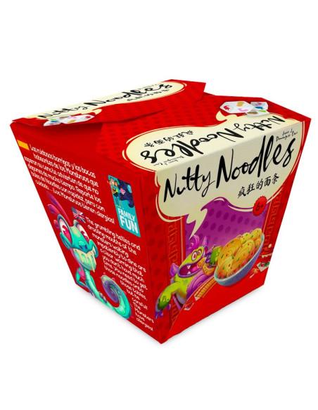 Nutty Noodles - Caja - Magicsur Chile