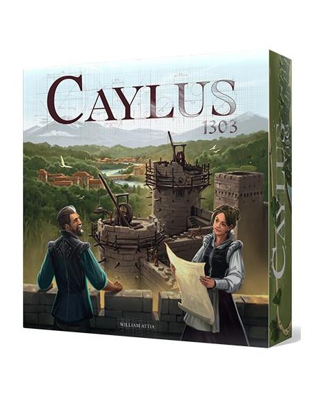 Caylus 1303 - Caja - Magicsur Chile