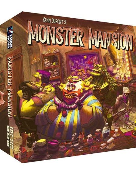 Monster Mansion - Caja - Magicsur Chile