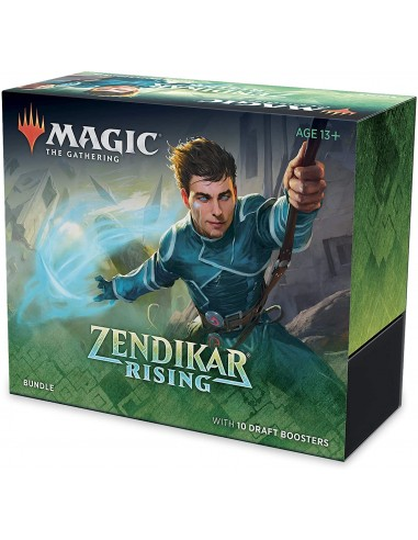 BUNDLE Magic: The Gathering Zendikar Rising en Magicsur Chile