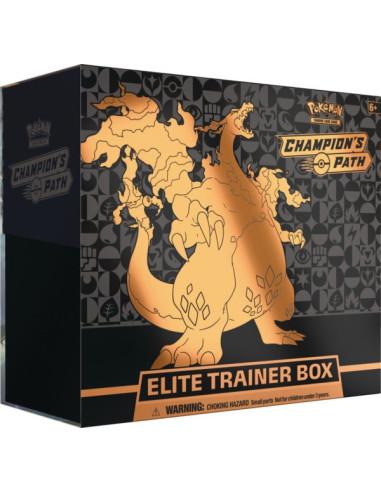 Pokémon TCG: Champion's Path Elite Trainer Box - Magicsur Chile