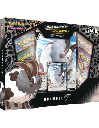 Pokémon TCG: Champion's Path Collection - Dubwool V - Magicsur Chile