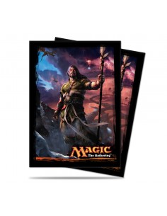 Protectores Magic Dragons of Tarkir Sarkhan (80)