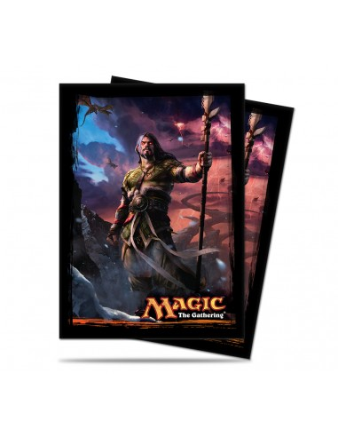 Protectores Magic Origins Sarkhan (80)
