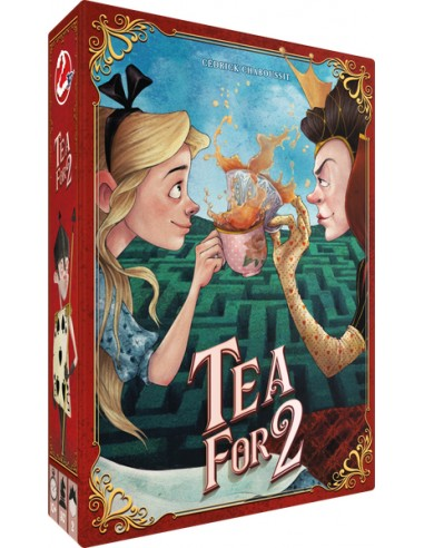 Tea for 2 - Caja - Magicur Chile