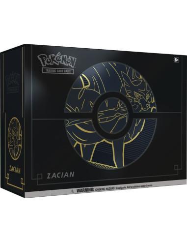 Pokémon TCG: Sword & Shield - Vivid Voltage Elite Trainer Box Plus - Zacian - Magicsur Chile
