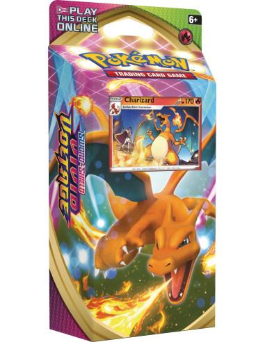 Pokémon TCG: Sword & Shield - Vivid Voltage - Charizard Theme Deck - Magicsur Chile