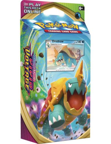 Pokémon TCG: Sword & Shield - Vivid Voltage - Drednaw Theme Deck - Magicsur Chile