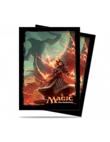 Protectores Magic Fate Reforged Sarkahn (80)