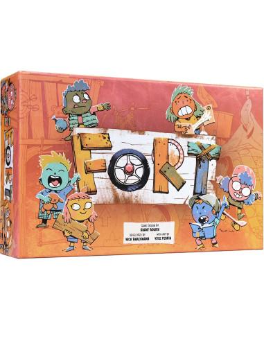 Fort - Caja - Magicsur Chile