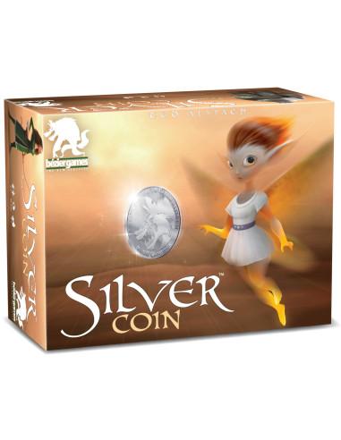 Silver Coin - Caja - Magicsur Chile