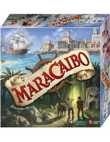 Maracaibo - Caja - Magicsur Chile