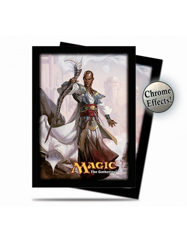 Protectores Magic Commander 2014 Teferi (120)