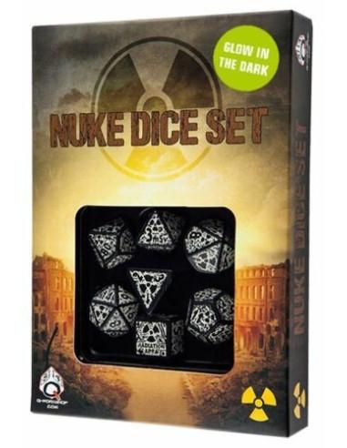 Dados Q WORKSHOP: Nuke Dice Set...