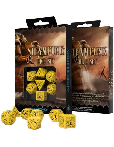 Dados Q WORKSHOP: Steampunk Yellow &...