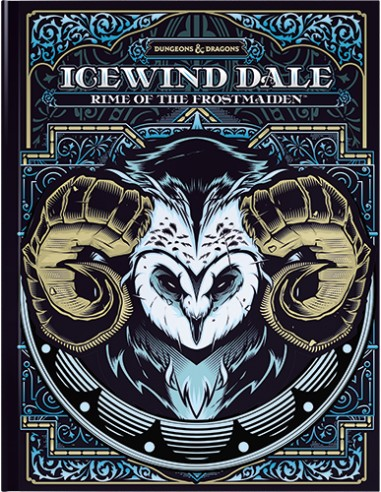 D&D: Icewind Dale: Rime of the Frost...