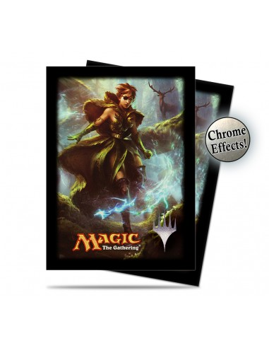 Protectores Magic Commander 2014 Freyalise (120)