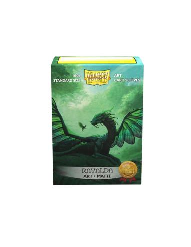 Protectores Dragon Shield: Art Matte...