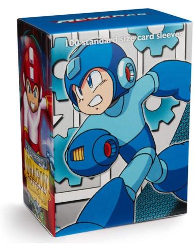 Protectores Dragon Shield: Classic - Megaman (100pzs) - Magicsur Chile