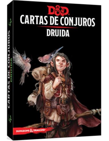 Dungeons & Dragons: Cartas de Conjuros - Druida