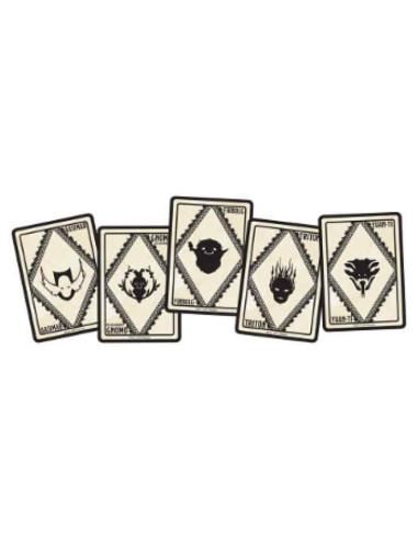 Dungeons & Dragons: Cartas de...