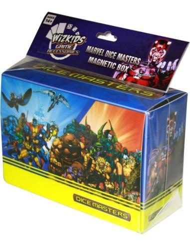 Marvel Dice Masters: caja magnética...