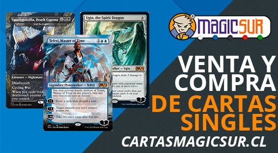 Venta y Compra de cartas individual de Magic - CartasMagicsur.cl
