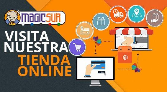 Tienda Online Magicsur Chile - La mejor forma de comprar