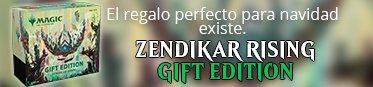 Compra Zendikar Rising Gift Edition para esta navidades