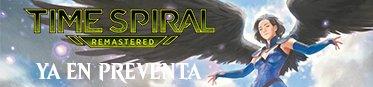 Preventa de Time Spiral Resmatered - Magicsur Chile