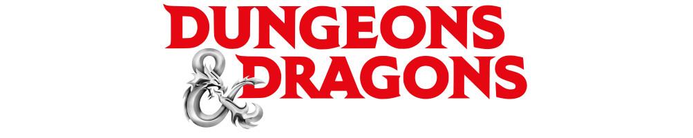 Cátalogo de Dungeons & Dragons en Magicsur Chile