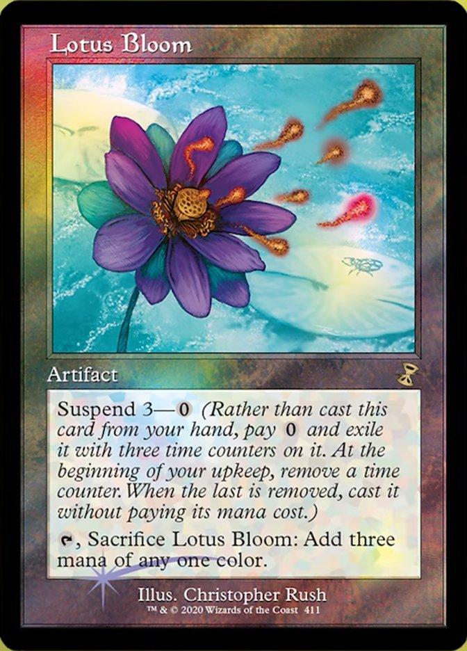 Lotus Bloom Buy a Box de Time Spiral Remastered