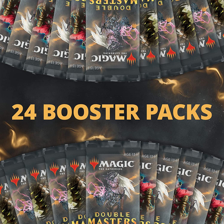 24 sobres de Double Masters por caja