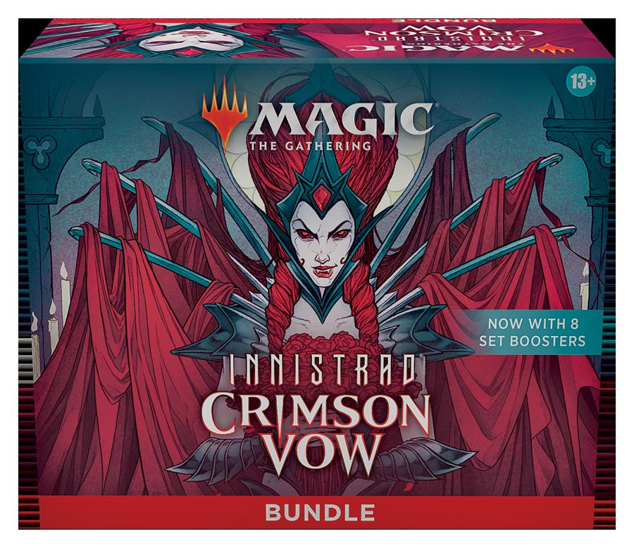 Bundle de Innistrad Crimson Vow en Magicsur Chile